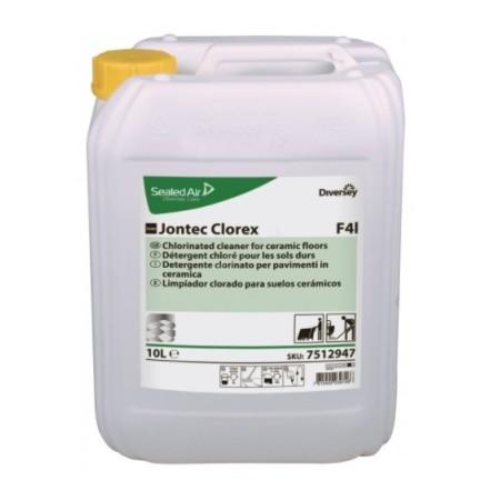 Divesrey Jontec Clorex 10 L