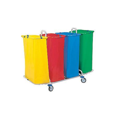 Splast - Wózek na odpady...