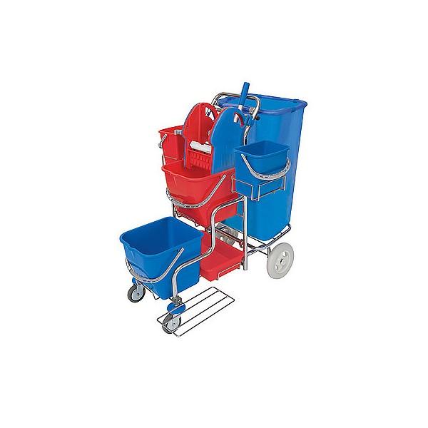 Splast - Wózek chromowany Roll Mop 01.20. CH
